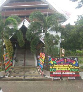 Ucapan Selamat Pelantikan Bupati dan Wakil Bupati Wajo Periode 2019-2024 Mulai Banjiri Kantor Gubernur Sulsel