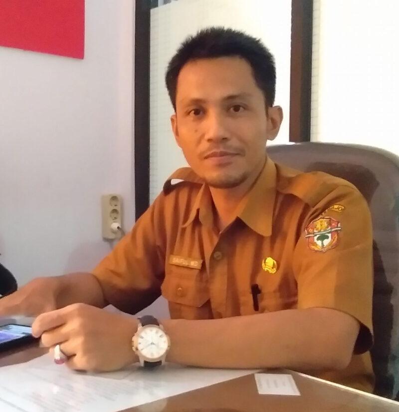 Kabid Bina Pemerintahan Desa Dinas PMD Kabupaten Wajo Saiful