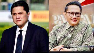 Koruptor Jadi Komisaris, Tapi Erick Minta Dilapori Korupsi di BUMN