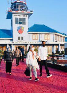 Kunjungan ke Sulawesi Selatan, Presiden Akan Tinjau Vaksinasi dan Resmikan Bendungan Paseloreng di Wajo
